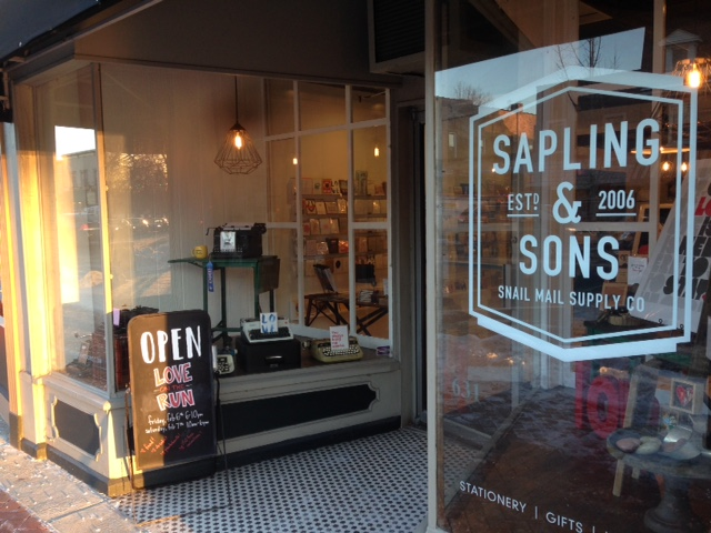 Sapling & Sons, Beaver, Pa.